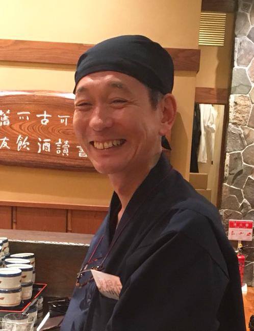 Nobuharu Tonesaku